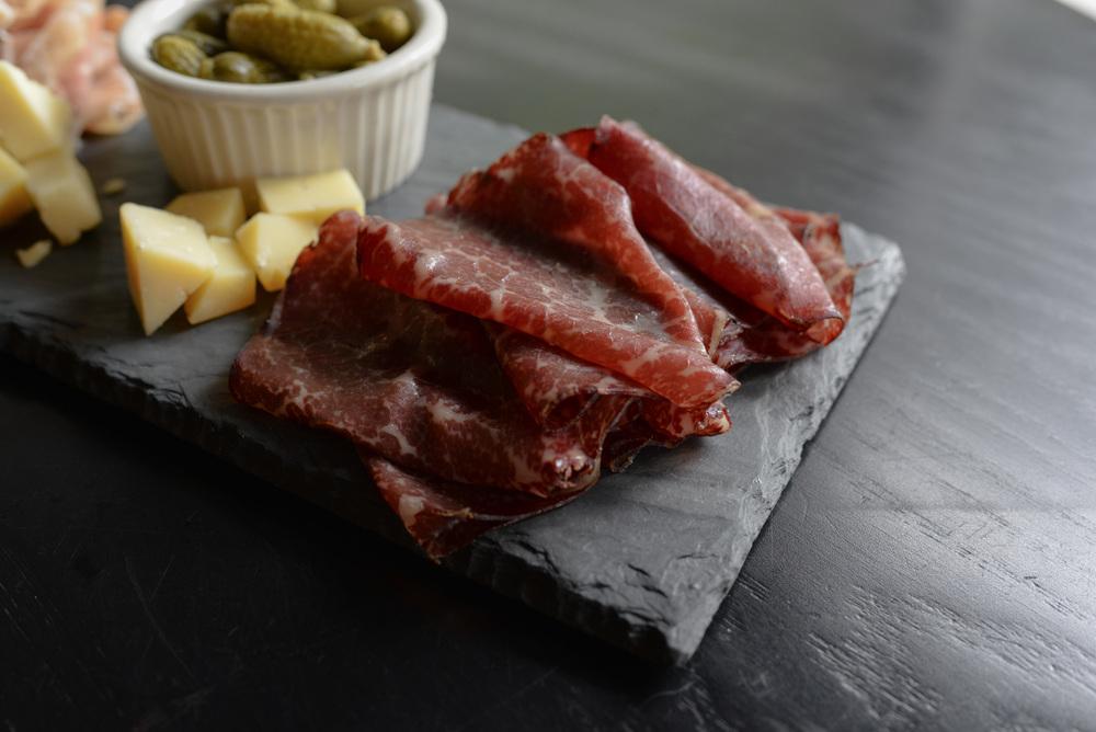 Prosciutto and Bresaola Plate
