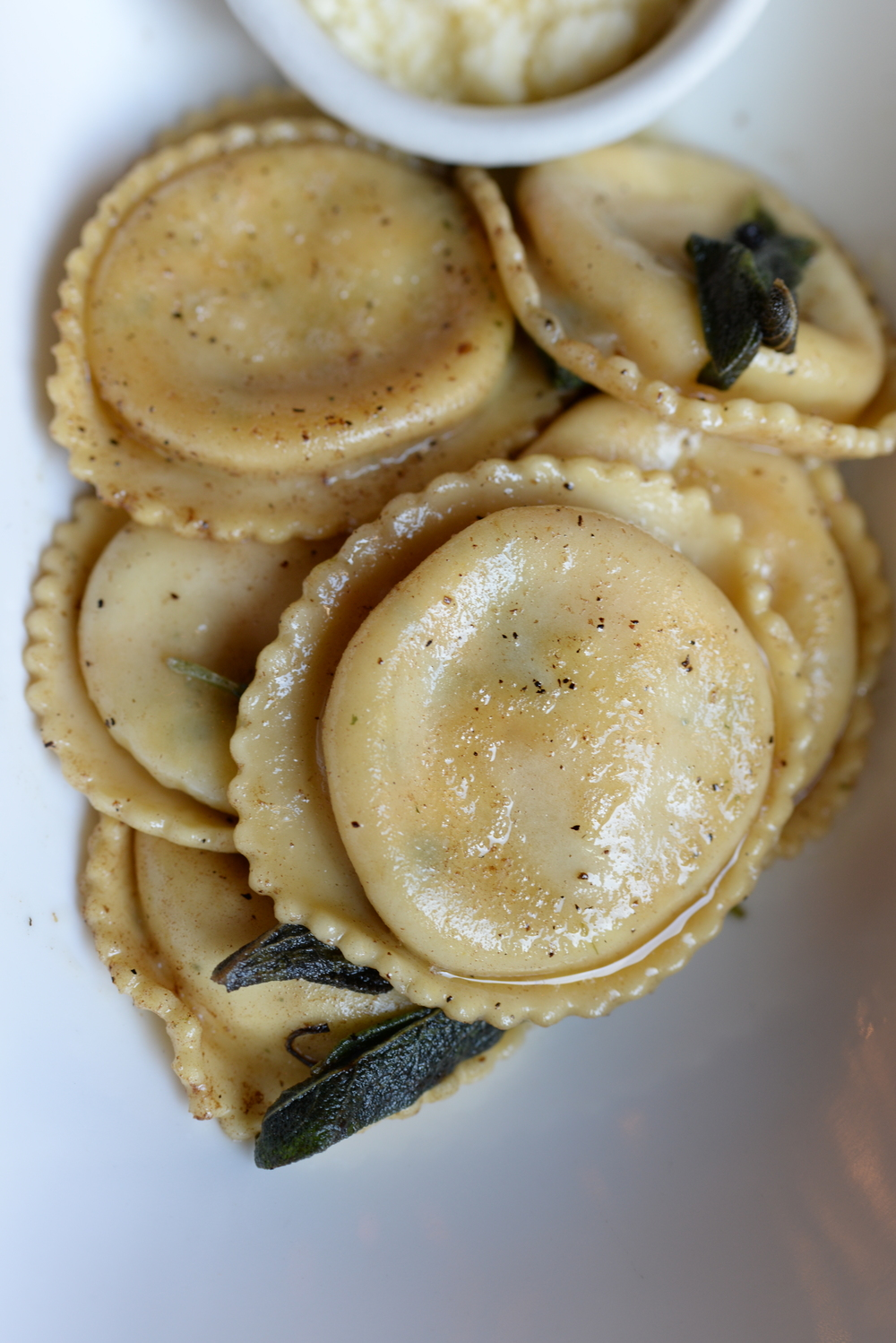 Broccoli Rabe Ravioli