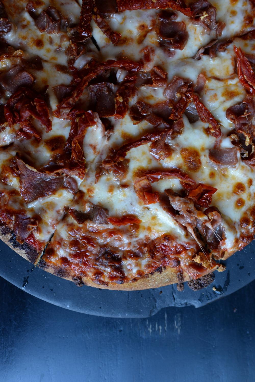 Prosciutto, Sun-dried Tomato & Mozzarella