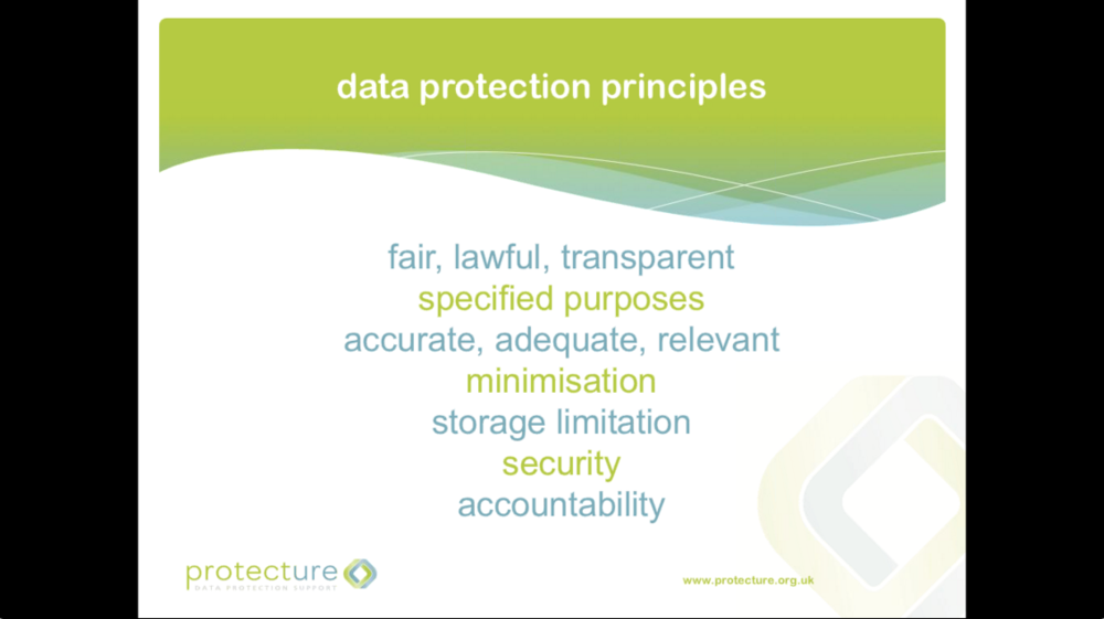 slide from the Webinar from Protecture provided by BAMT in collaboration with BAAT 4/7/18