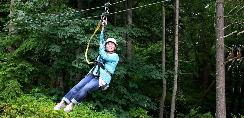 Ziplines & Ropes Courses   Better Photos... More Photos... More Revenue.                    Canopy Tours NW, Camano Island, WA