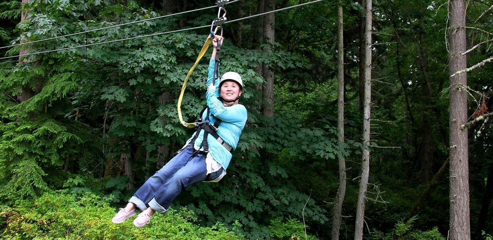 Ziplines & Ropes Courses