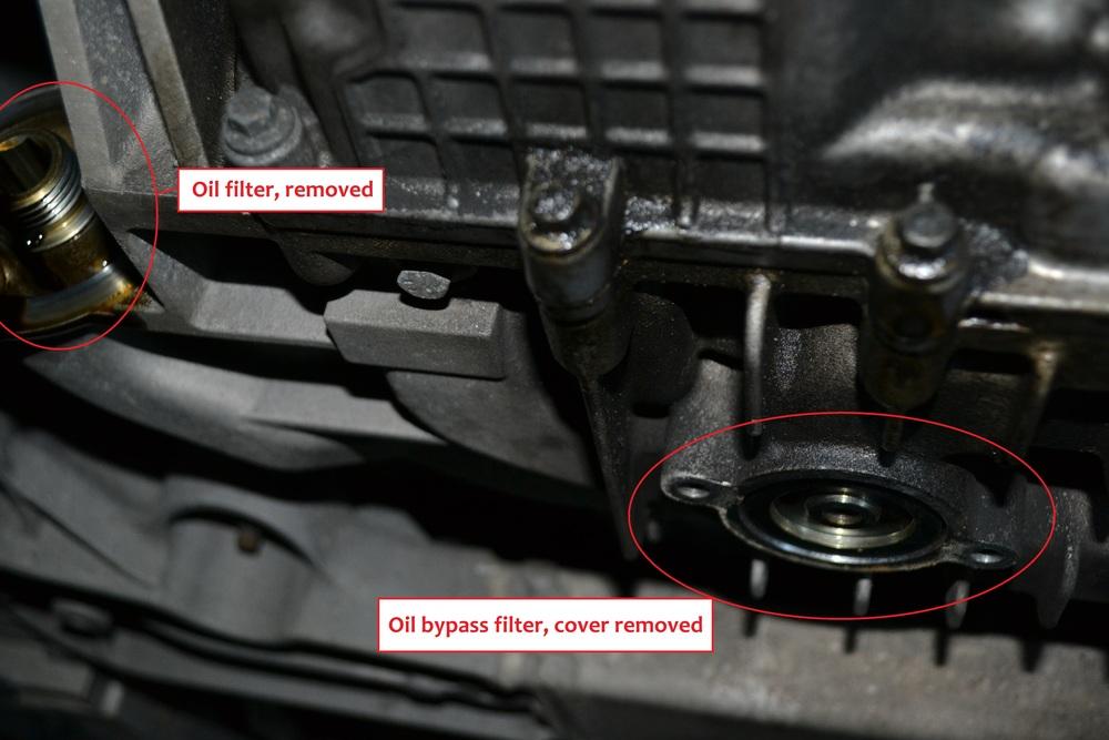 V8 Vantage Oil Change — Redpants