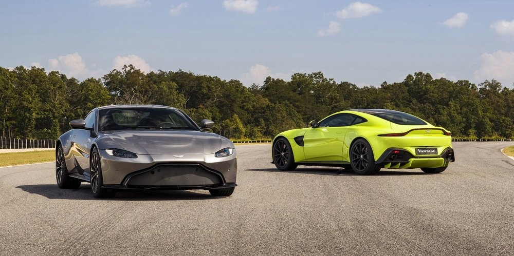 Picture from Aston Martin