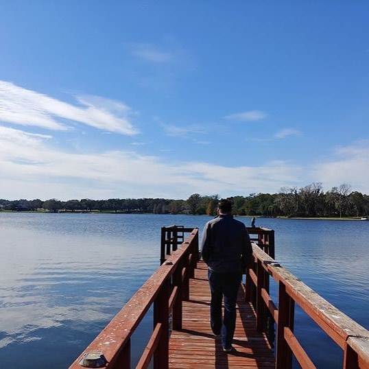Walking on the Dock.jpg