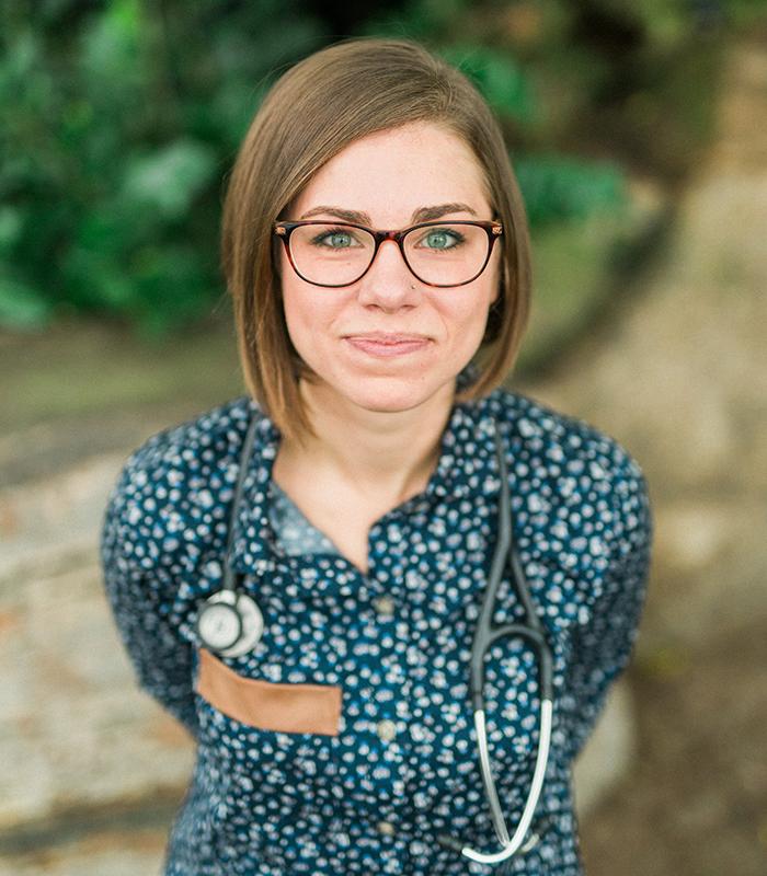 Dr. Jillian Bevan - Naturopathic Doctor - Professional Shot