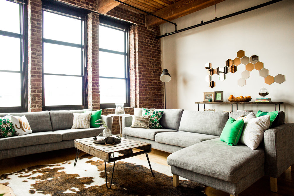 Perfect Jackson Avenue Loft Knoxville Tennessee