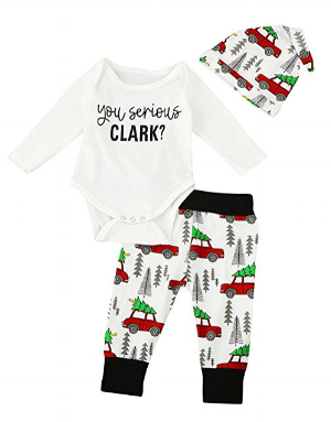 Christmas Vacation Pajamas