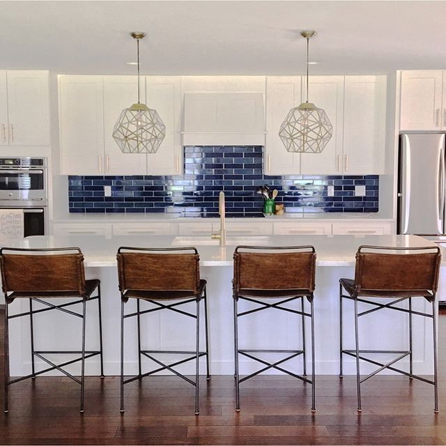Kitchen remodels are the best but remodels can be taxing, especially if you are living in the home while it's being done. Here are my top three tips for surviving (because there's really no thriving) a kitchen remodel:  Set up a temporary kitchen that will help you get by with the essentials. You've got the readjust you expectation for what cooking looks like. My toaster oven and griddle where life savers.  Take a mini vacation. Yes you are already spending a lot of money on your remodel but if you can escape in the middle of the remodel, you,lose have some renewed energy.  Be prepared that things will come up. Whether it's a delay in timeline or something is going to cost more than anticipated, it will happen. And you have to remember that while this hiccup can be frustrating, it will get done and you want it done right so you can enjoy your kitchen for a long time. ⠂ ⠂ ⠂ ⠂ ⠂ ⠂ ⠂ ⠂ #knoxvilleinteriordesign #knoxvilleinteriordesigner #knoxvillehomes #knoxvilledesigner #designcoaching #interiordesigncoaching #remodeldesigner #kitchendesigner #knoxvilleremodel #knoxvillekitchendesigner #farragutdesigner #knoxvillerentals #ivydesigner #yourstyleyourstory #interiorswithpersonality #pursuepretty #lovelysquares #whiteshakerkitchen  #whitekitchencabinets  #bluesubwaytile  #bluebacksplash  #designerhomes  #knoxvillekitchendesign  #knoxvillekitchen  #knoxvillekitchendesigner  #kitchenbeforeandafter #kitchenremodeling #remodeledkitchen  #remodeltips  #kitchenremodel