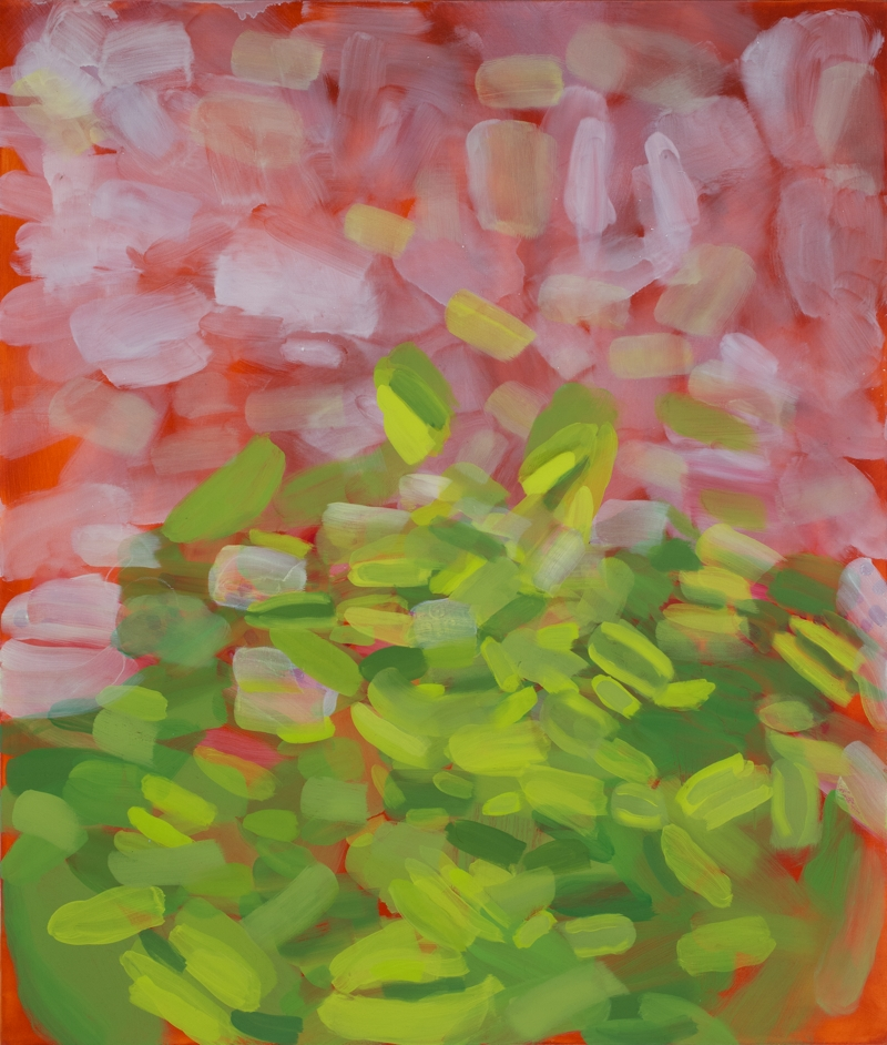 Deciduous, 48''x36'', oil on canvas, 2013