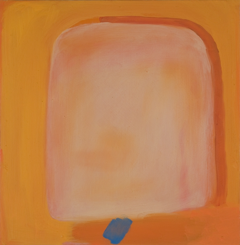 Room, 12''x12'', oil on panel, 2013