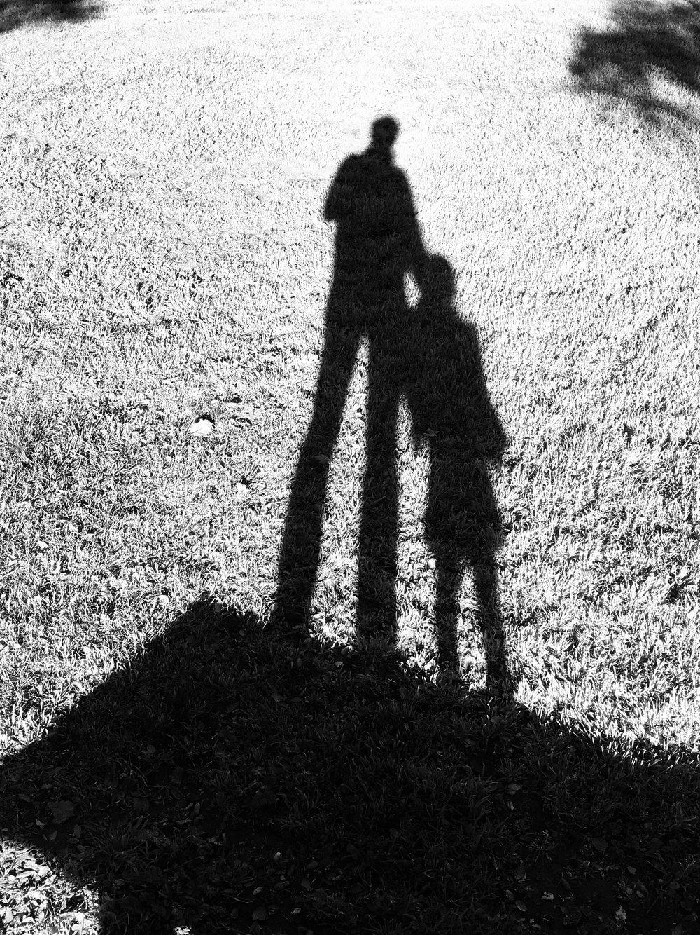 Issa and I