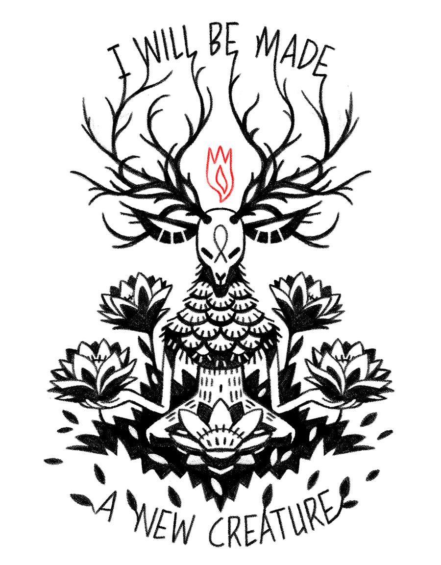 the tattoo design
