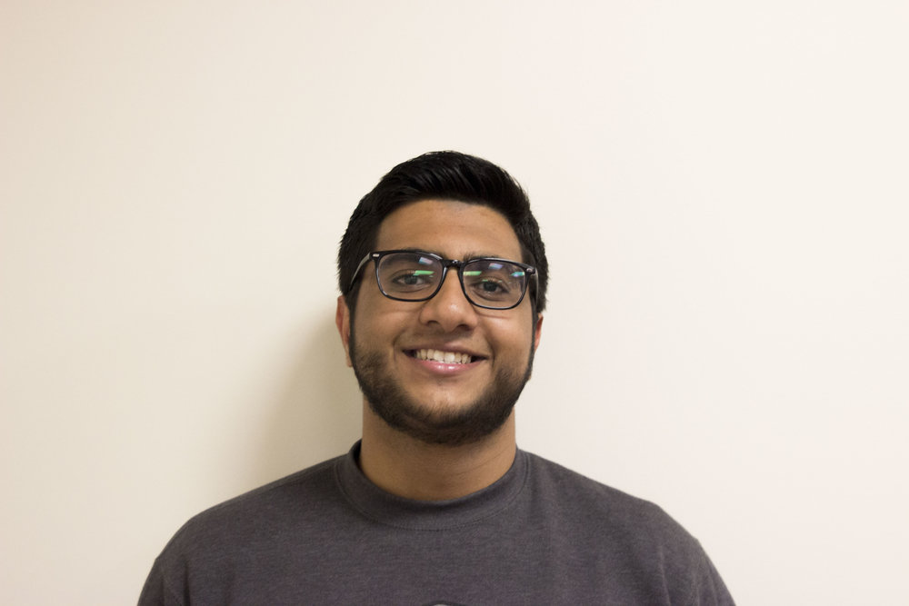 Hadi uppal - programs chair