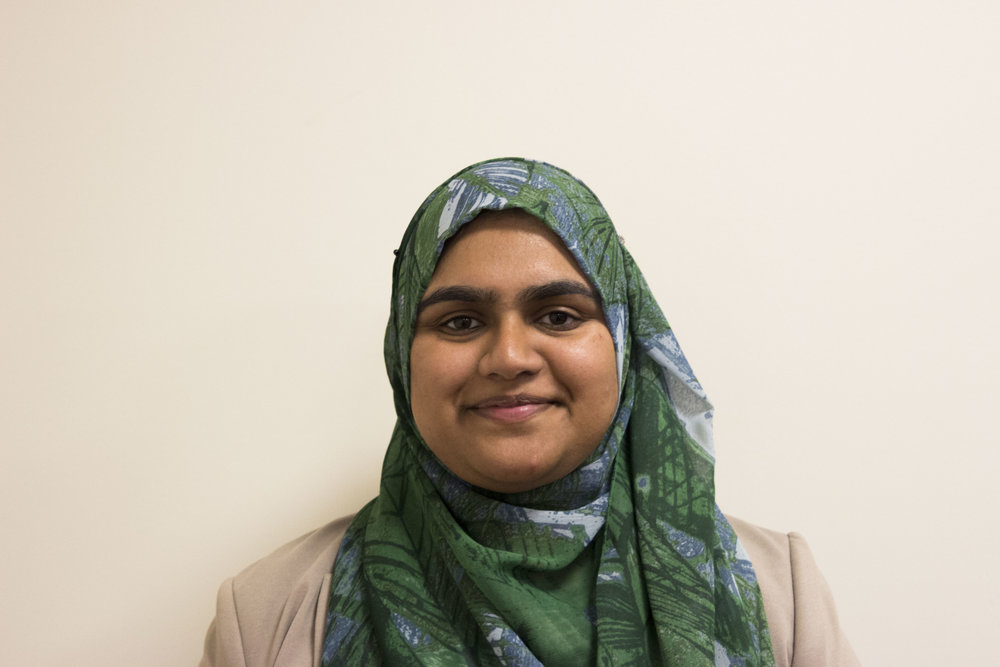 lyba ali - logistics chair
