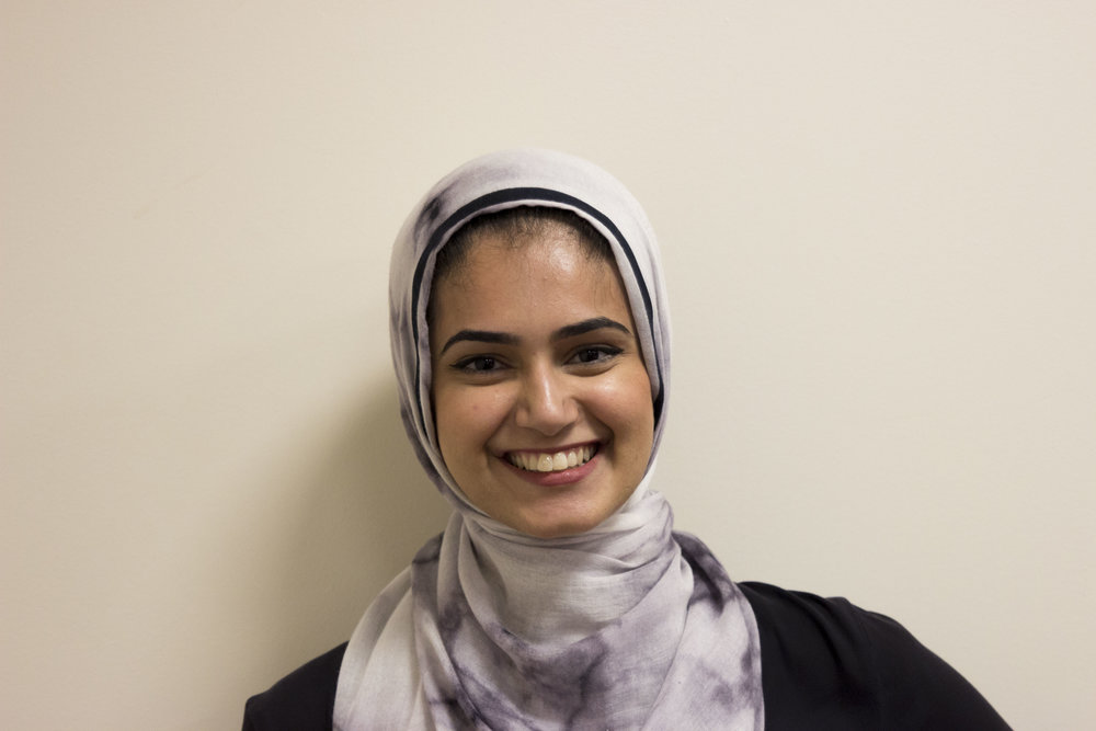 farhat sheikh - finance chair