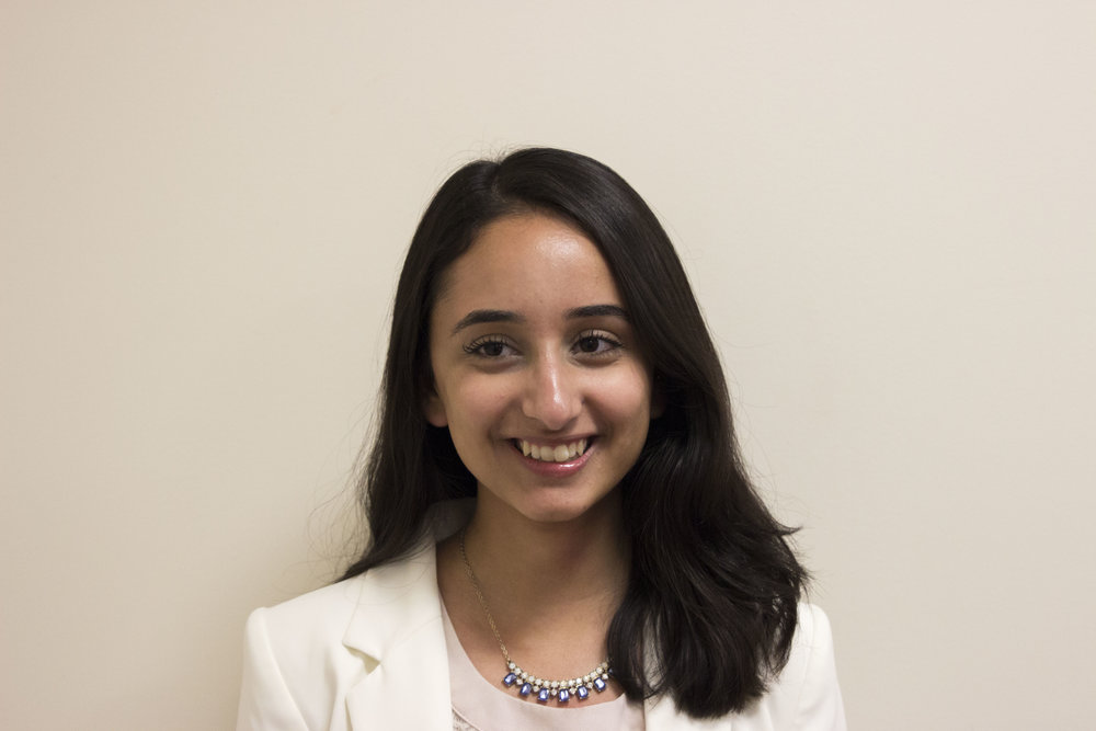 ezzah syed- finance coordinator