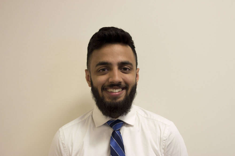 ammaar ahmed - MARKETING COORDINATOR