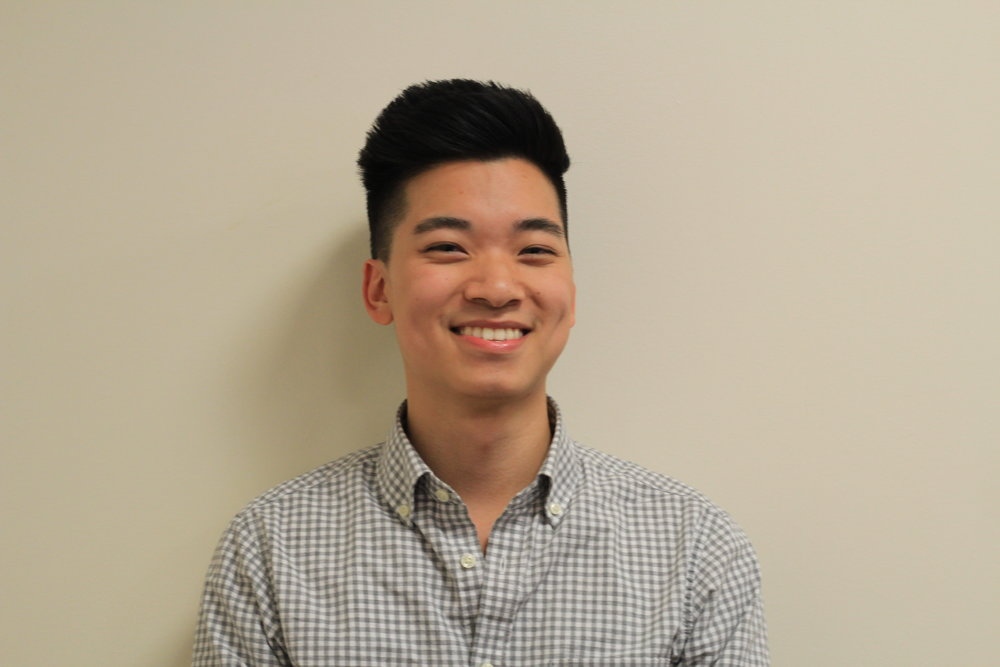 michael chuang - MARKETING COORDINATOR
