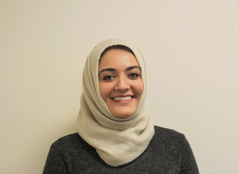 Ruba syed - recruitment co-chair