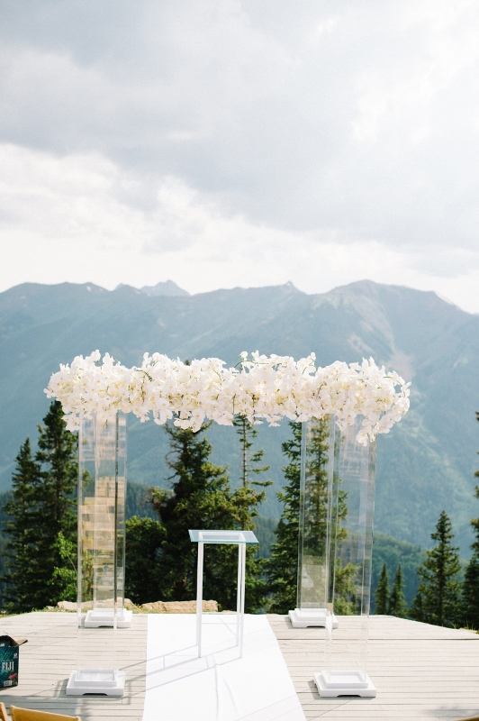 "Chuppah with a ""View"""