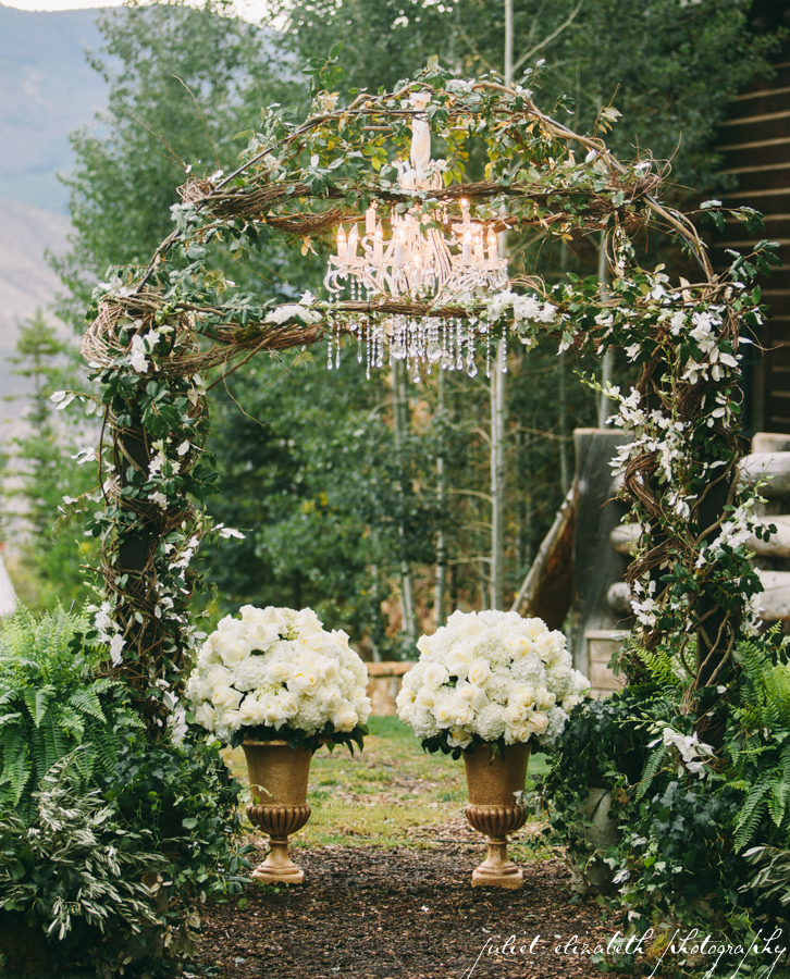 Beth's Favorite - Chandelier Gazebo