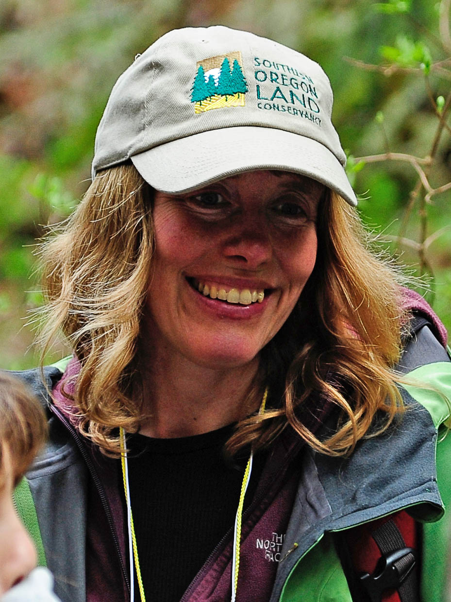 Diane Garcia, Executive Director, Southern Oregon Land Conservancy
