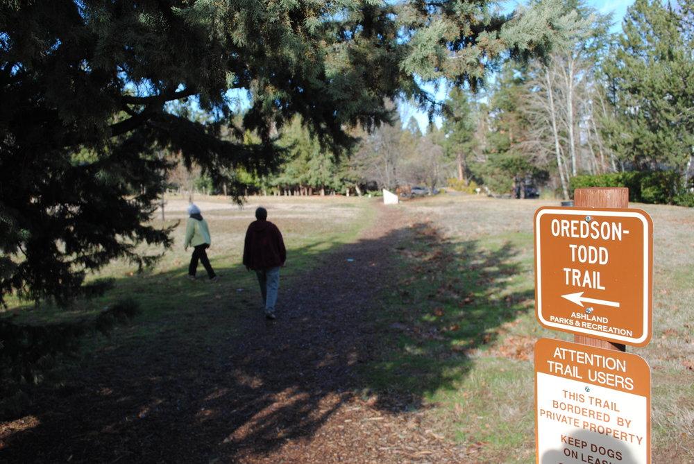 Oredson-Todd Woods & Siskiyou Mtn. Park - Ashland, OR