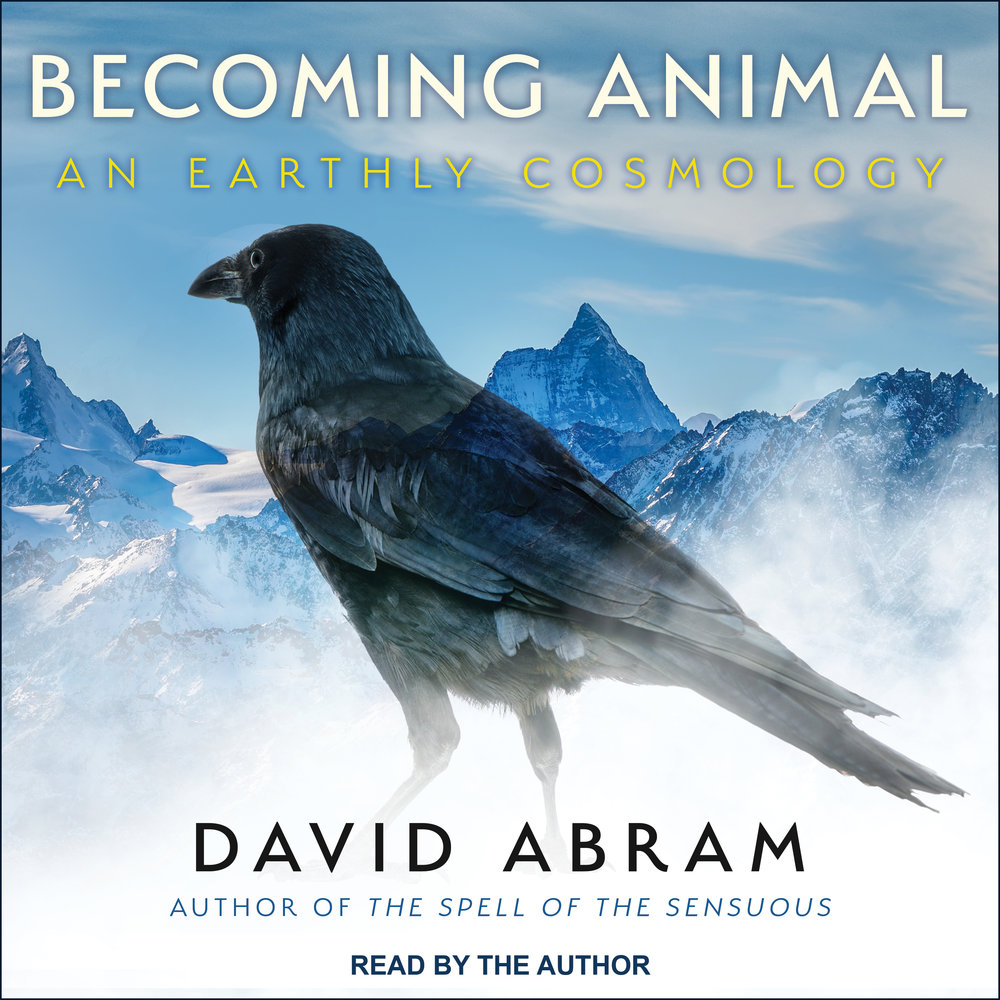 Becoming Animal - Book Cover