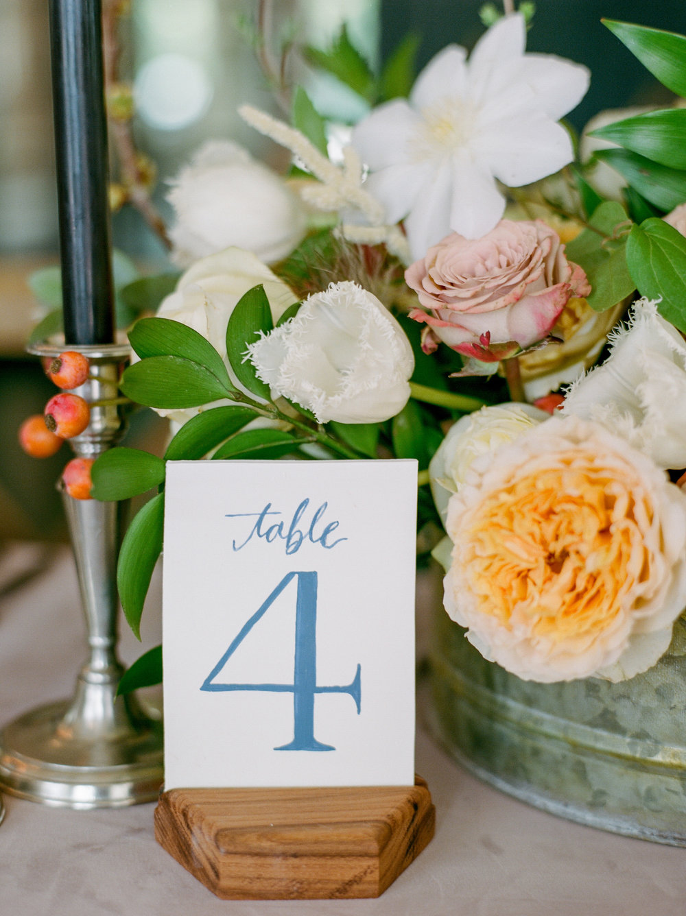 Spring Wedding at Station 51 - Photography: Josh and Dana FernandezFlorist: Lanson B. Jones Floral Co.Venue: Station 51, Houston
