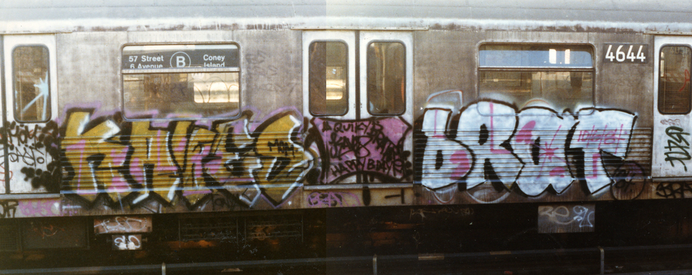 KAVES x BRAT TRAINCAR