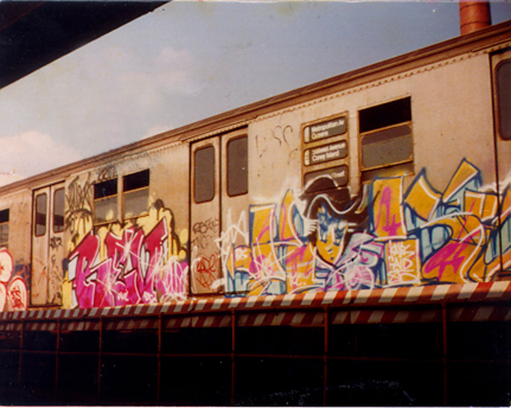 REVS x KAVES TRAINCAR