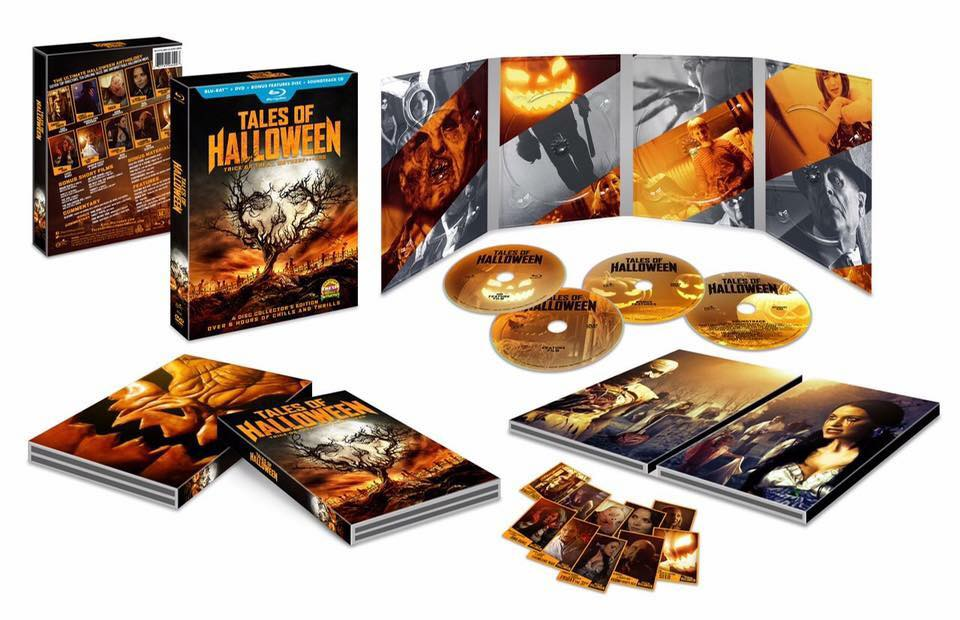 TALES OF HALLOWEEN COLLECTORS EDITION