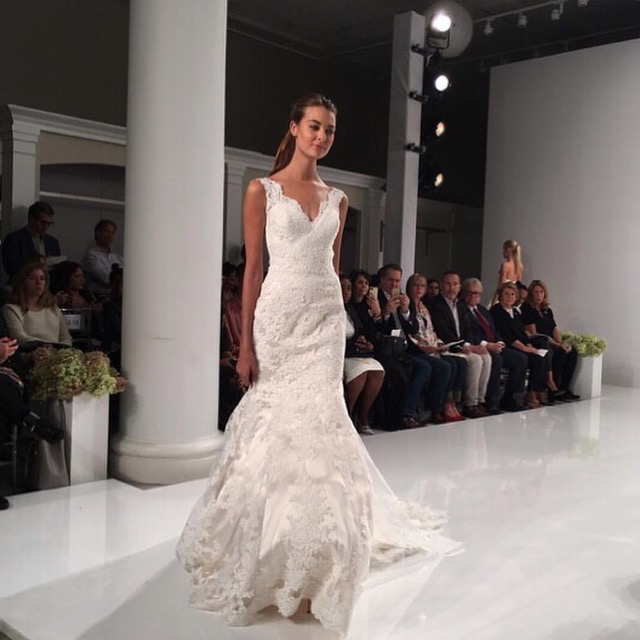 DENNIS BASSO BRIDAL FASHION WEEK