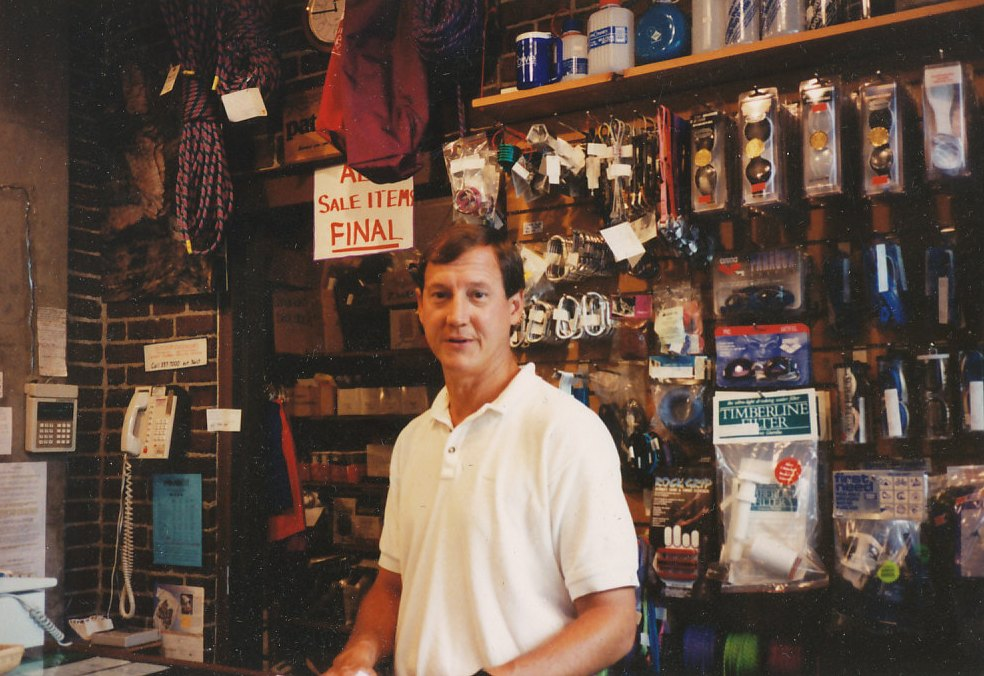 Founder Mark Weaver, 1986