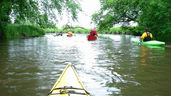 Iowa has many waterways to explore. Start this summer.