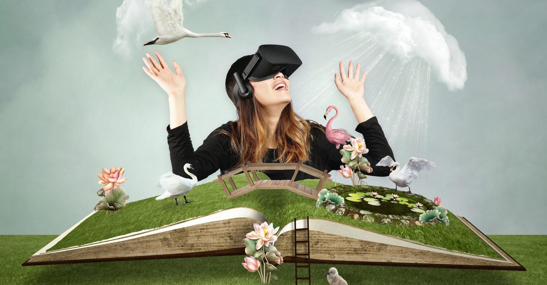 VR Story Telling - Customer engagement