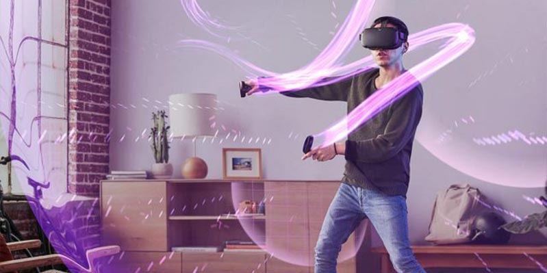 The Oculus Quest is Stand Alone and has Inside Out Tracking