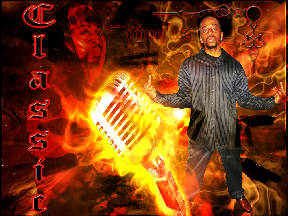 Classic New Album Fire Blaze Design Only T shirt.jpg