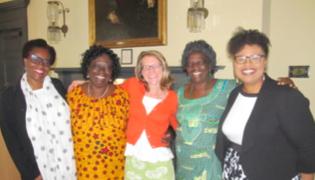 Visiting Princeton Theological Seminary