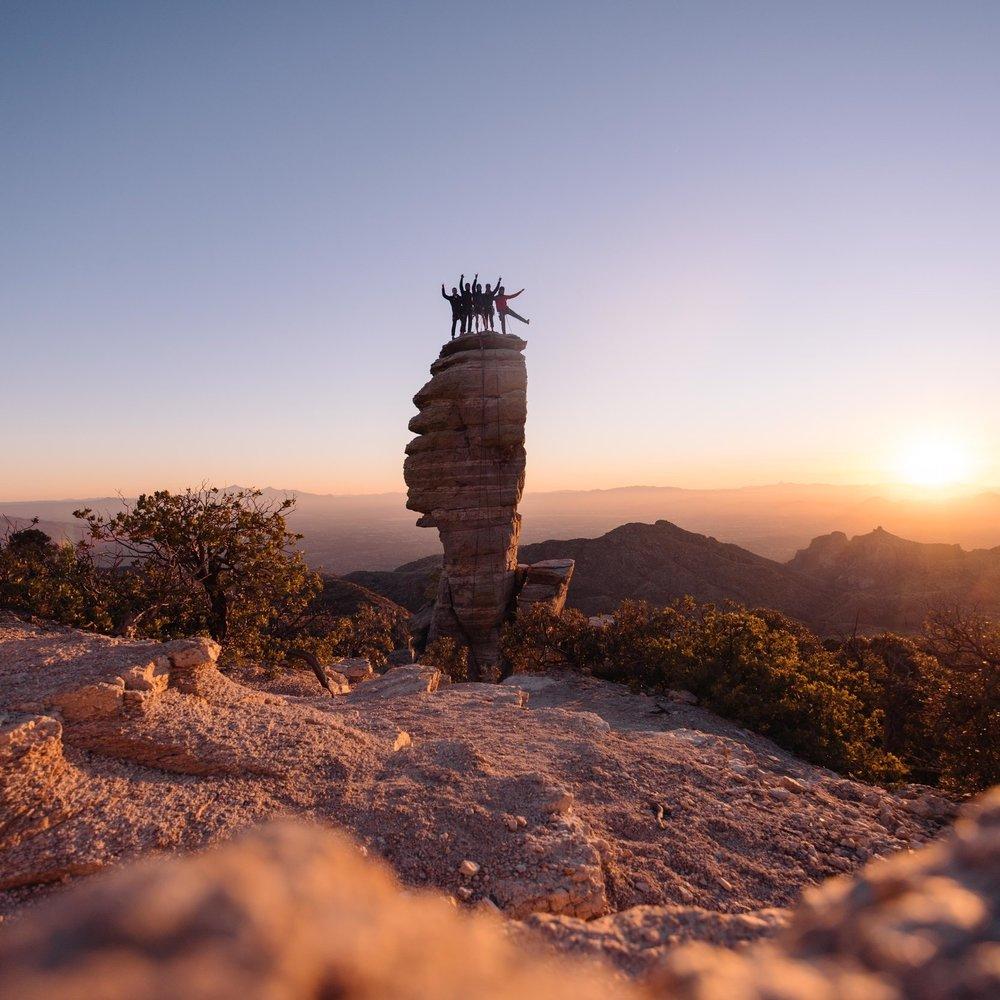 CLimbing Arizona - 2017