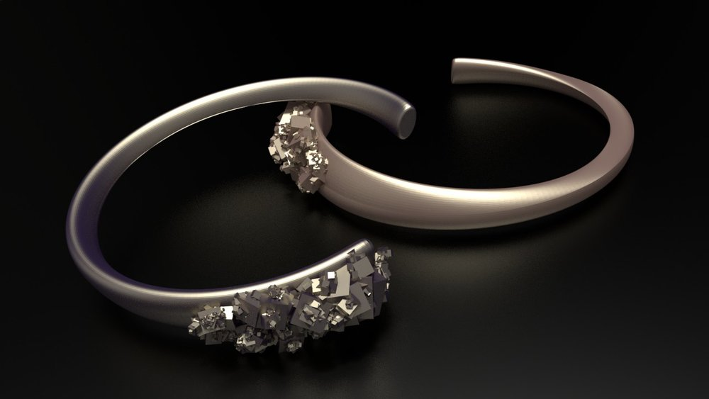 open ring one bronze one steel .jpg