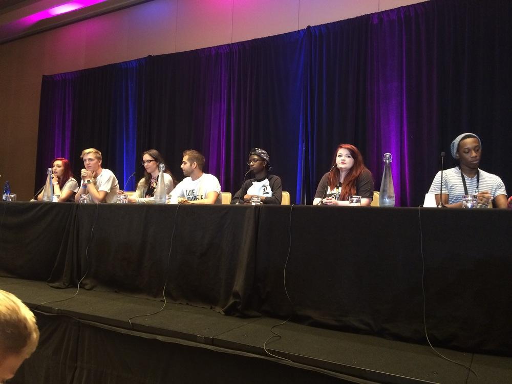 "The ""Community Unite"" Panel"