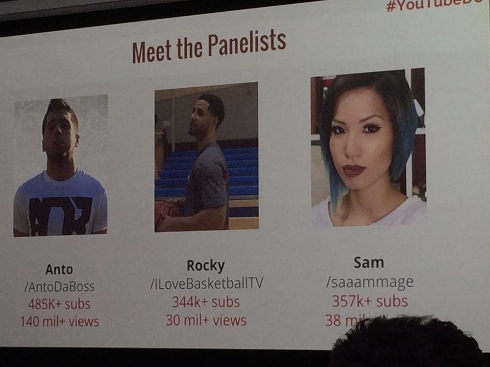 DC Creators Panelists