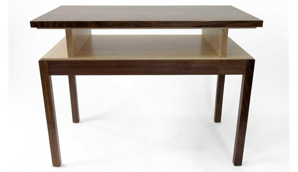 Walnut Kitchen Table (380 Table)