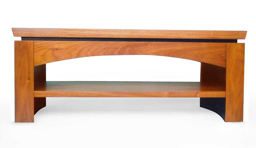 """Chunky and Bumpy"" TV Table"