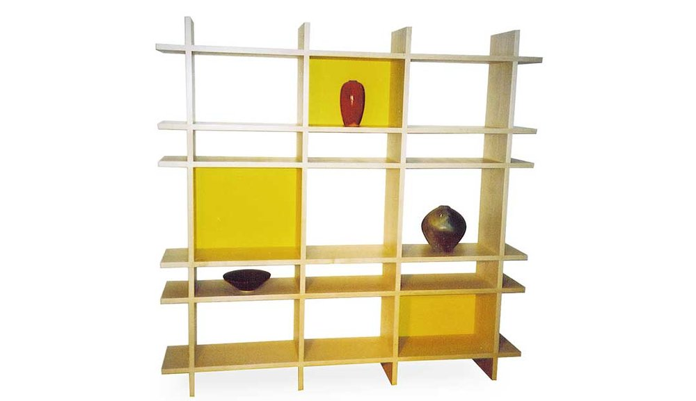 Bauman Bookcase