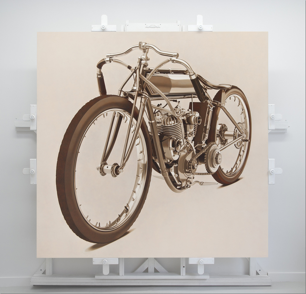 Motorcycle Painting No.5