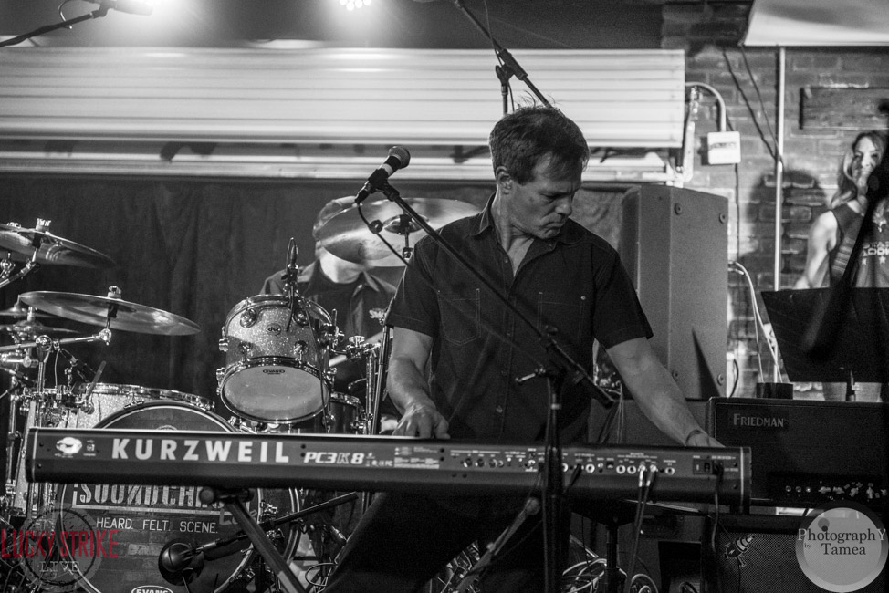 Mike Farrell | Keys Mike Farrell has had a long and varied performing and recording career as a keyboardist, songwriter, and multi-instrumentalist.  Most recently he completed Sarah MacLachlan's 2015 'Shine On' tour playing keyboards, guitar, and trumpet.