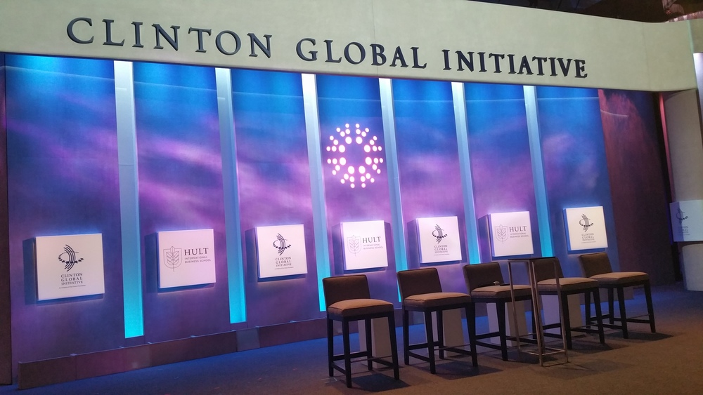 Clinton Global Initiative Partner